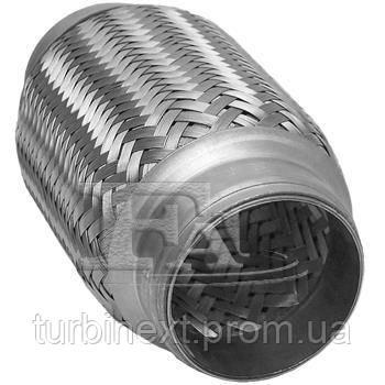 Гофротруба выхлопной системы 55X100 ММ 54.5 X 101.6 ММ FISCHER 355-100