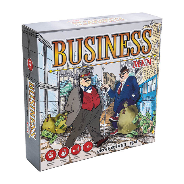 Настільна гра «BUSSINESSmen»