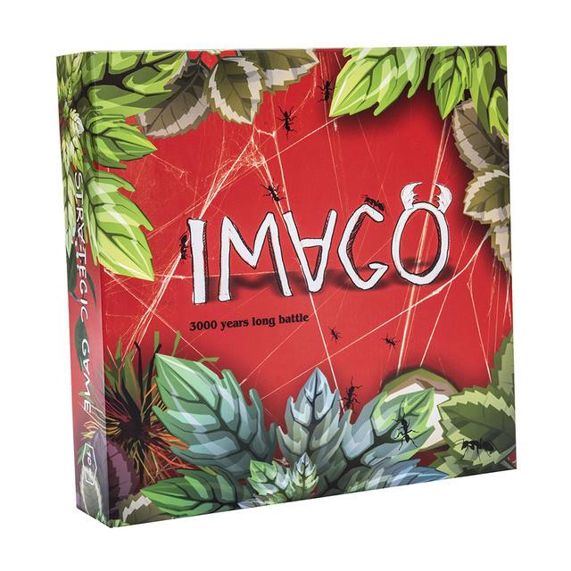Настільна гра «Імаго» (англійська мова)