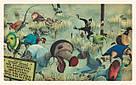 Алиса в Стране чудес (иллюстр. Р. Дотремер), фото 3