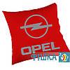 Подушка с логотипом Opel