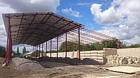 Строительство ангаров, фото 1