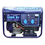 Генератор ,бензиновой с электростартером Defiant DGG-5500