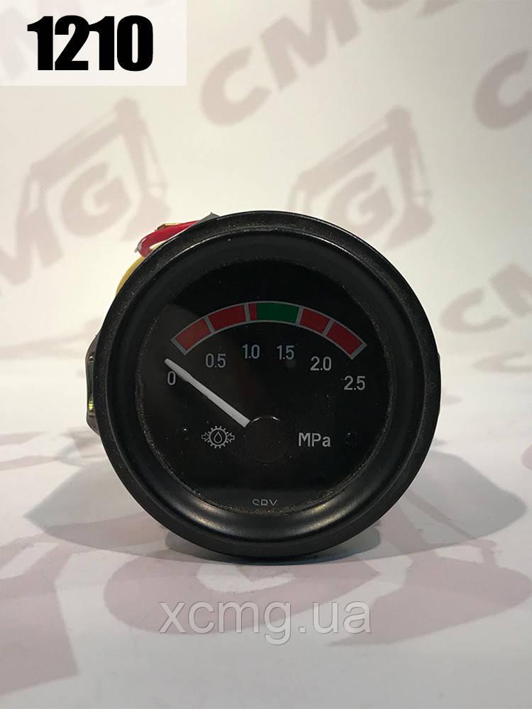 Покажчик тиску масла КПП S658 для ZL50G