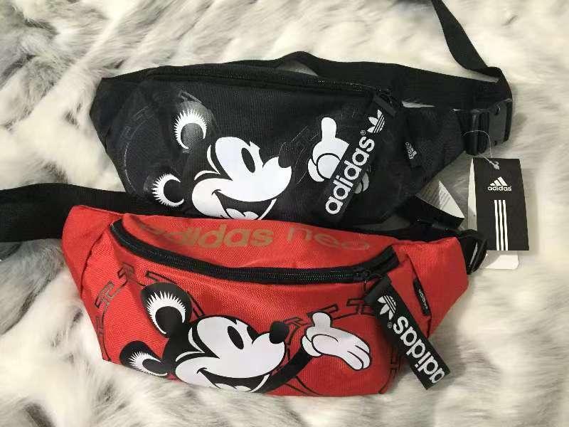 Женская поясная сумка, бананка adidas originals Mickey