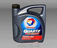 Моторное масло TOTAL QUARTZ 7000 energy 10W40 4л