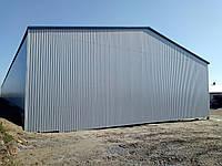 Строительство промышленных складов, фото 1
