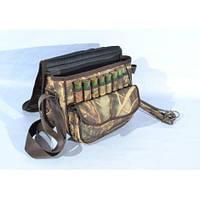 Ягдташ сумка охотничья камуфляж 7 (8003)