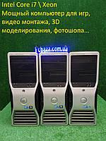 ПК Dell T3500\  Intel Core i7\ Xeon на 6(12) ядер \ 12 ГБ ОЗУ \, фото 1