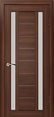Межкомнатные двери Неман Миллениум ML 04 орех шоколадный