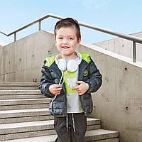 Детская куртка осень-весна Pocopiano