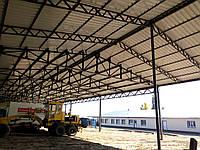 Строительство навесов, фото 1