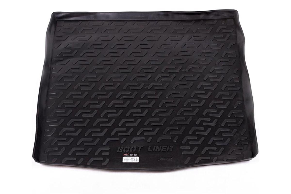 Коврик в багажник Mercedes Benz M-klasse (W164) (2005-2011) (L.Locker)