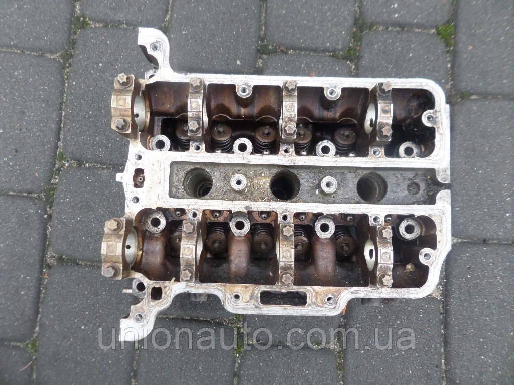 Головка блока цилидров , ГБЦ цилиндров двигателя Opel Corsa 1.0 12v x10xe