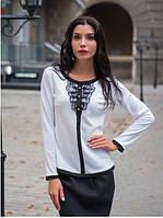 Женская стильная блуза АО179, фото 1