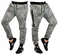 Спортивні штани чоловічі 5056. Розміри: M. Колір: темно-сірий, зелений, сірий.