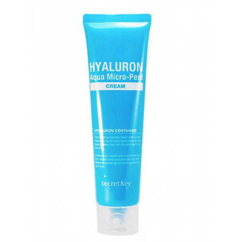 Увлажняющий крем для лица Secret Key Hyaluron Aqua Soft Cream