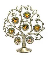 """Фоторамка """"Родовое дерево"""" (7 фото) (27,5х25х9,5 см)"""