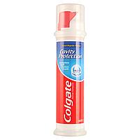 Colgate зубная паста c дозатором 100мл Cavity Protection