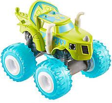Вспыш и чудо-машинки Зег Blaze and The Monster Machines Robot Rider Zeg