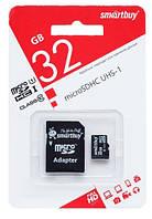 Карта памяти 32Gb MicroSD TG Class 10