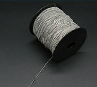 Цепочка шариковая на метраж 1,5 мм