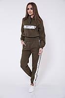 Спорт костюм женский 103R018 цвет Хаки