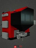 Котел на дровах и пеллетах 300 кВт КТ-3Е-SH