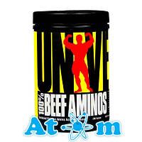 Аминокислоты - 100% Beef Aminos - Universal Nutrition - 200 табл
