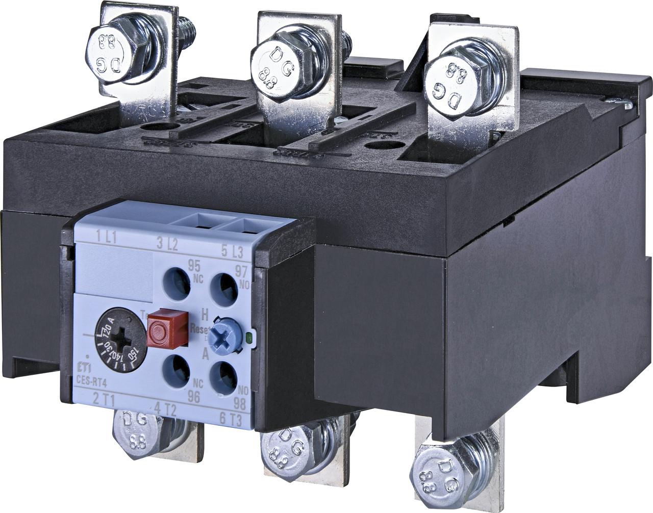 Тепловое реле ETI CES-RT4-150 (120-150A) CES140-CES400 4646608 (для контакторов CES140, CES400)