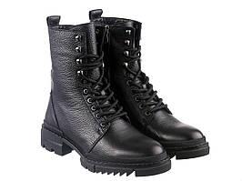 Ботинки Etor 6760-7449-2-1 39 чёрные