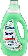 Гель для прання DENKMIT Vollwaschmittel Apfel&Aloe