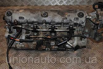 Renault Megane Scenic 1.9 DTI Головка блоку цилидров , ГБЦ Двигуна