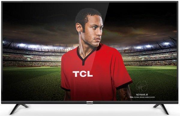 Телевізор TCL 55DB600 (Smart TV / Ultra HD / 4К / 1200 PPI / Wi-Fi / Dolby Digital Plus/ DVB-C/T/S/T2/S2)