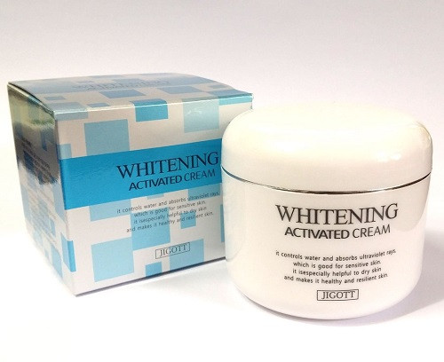 Осветляющий крем для лица JigottWhitening Activated Cream