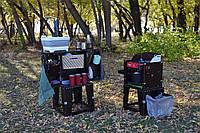 Chuck Box+MiniBox туристическая мобильная кухня раскладная кемпинг рыбалка охота органайзер складной