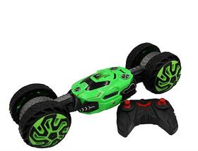 Машинка трюкова перевертиш з управлінням від руки жестами всюдихід Dance Monster, колір червоний, зелений, фото 2