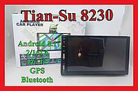 НОВИНКА!!! Автомагнитола Tian-Su  8230 на Android 8.1,  2/16Гб, Wi-Fi, GPS, Bluetooth. с полной комплектацией!