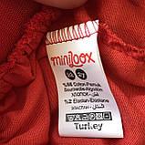 Летний костюм на девочку с обручем Микки 3. Размер 110 см, фото 4