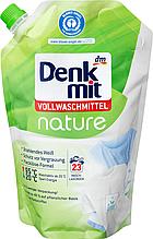 Гель для прання DENKMIT Vollwaschmittel nature 23 Wl