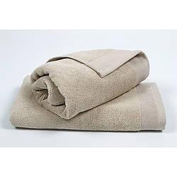 Полотенце махровое Penelope - Prina бежевый, 50*90