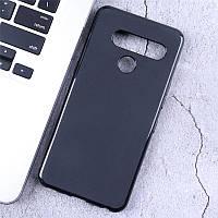 Чехол Soft Line для LG V50 ThinQ силикон бампер черный