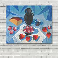 Натюрморт Настенный декор Валента Дизайн комнаты Картина на холсте Декорация стен