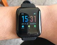 Смарт часы (Smart Watch 116+), Умные фитнес часы спортивные, Наручные часы Smart 116