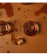 100x200см коричневый (кофейный) ПВХ Фон для съёмки Visico PVC-1020 Сoffee, фото 4
