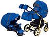 Детская универсальная коляска 2 в 1 Adamex Hybryd Plus Polar Y220A, фото 7