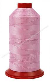 Нитка взуттєва POLYART(ПОЛИАРТ) N40 2324 колір рожевий 3000м.