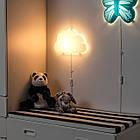 Бра светодиодный IKEA UPPLYST белое облако 304.245.16, фото 2