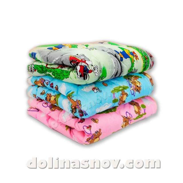 Одеяла детские 100x140 см