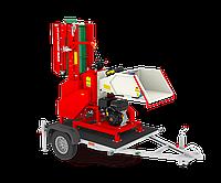Измельчитель веток, дробилка веток, подрібнювач гілок АРПАЛ АМ-120БД-К PRO